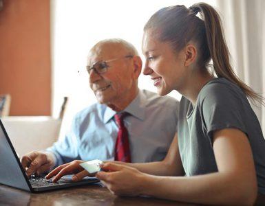 Pomoč starijima